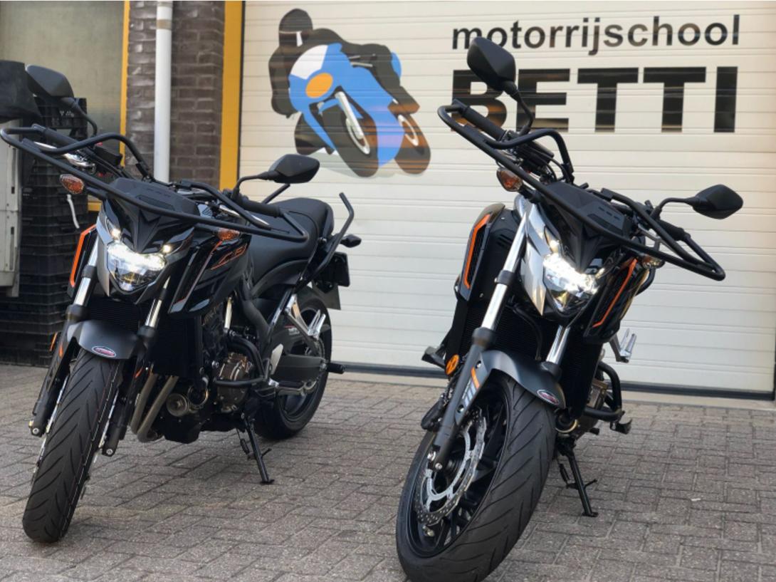 Motorfietsen foto's